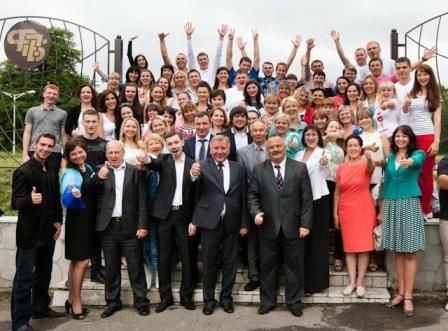 Форум «Молодежный Олимп Минщины», июнь 2013